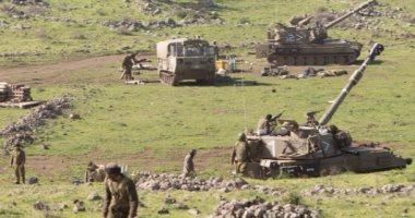 الجيش الإسرائيلى يبدأ مناورات مفاجئة على حدود قطاع غزة