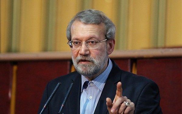 لاريجاني يعزي بوفاة عدد من المواطنين جراء الزلزال