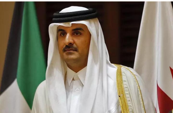 أمير قطر: في الأزمة الخليجية لا غالب ولا مغلوب