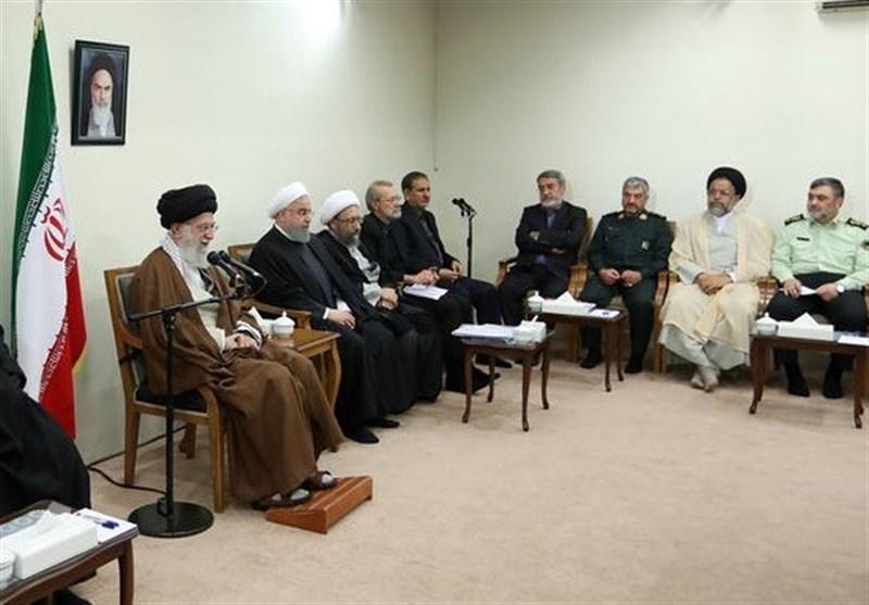 قائد الثورة الإسلامية: يجب مواصلة التعاطف على الصعيد العملي بقوة مع متضرري الزلزال