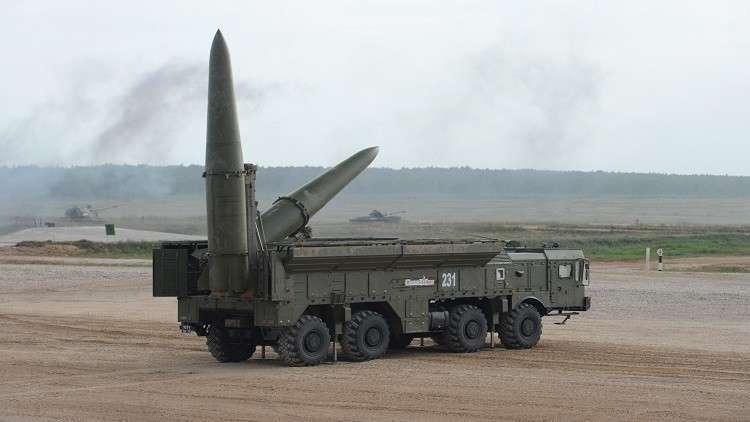 لأول مرة.. صواريخ