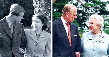 ملكة بريطانيا تحتفل بعيد زواجها الـ70 الاثنين المقبل