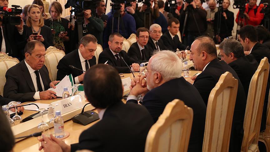 وزراء خارجية تركيا وإيران وروسيا يجتمعون نهاية الأسبوع