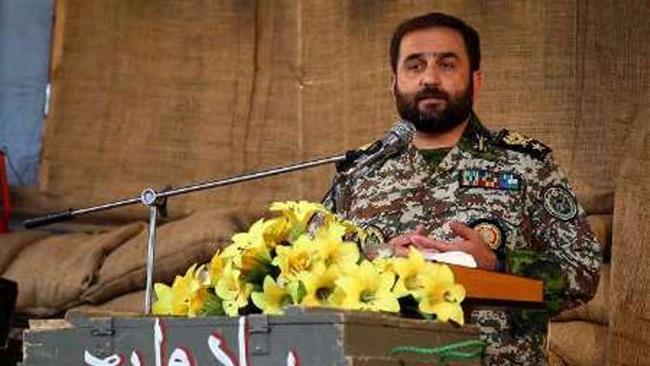 قائد الدفاع الجوی الایرانی: العدو غیر قادر علي مواجهة قواتنا