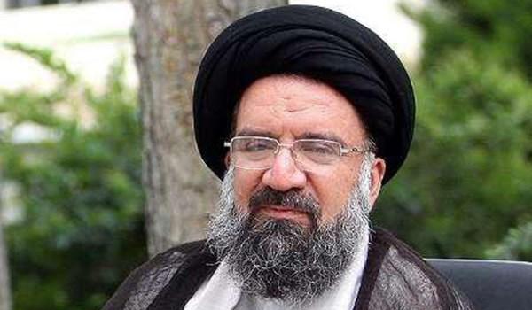 آية الله خاتمي: المقاومة هي وصفة الانتصار على الاستكبار