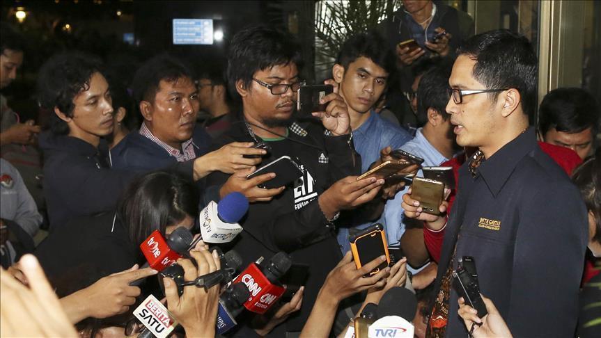 إلقاء القبض على رئيس برلمان إندونيسيا في تهمة
