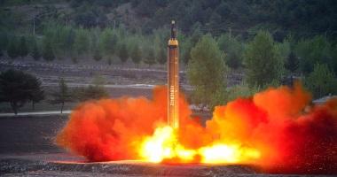 كوريا الجنوبية: بيونج يانج ربما تطور صواريخ قادرة على الوصول لأمريكا