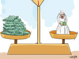 بالأرقام.. كم تبلغ تكلفة الزواج في الدول العربية؟