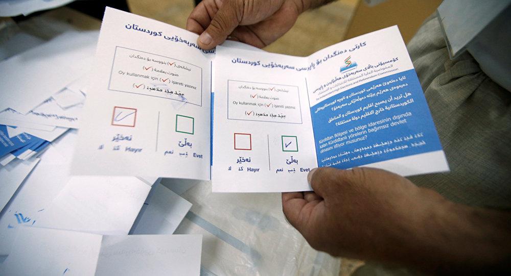 المحكمة الاتحادية العليا في العراق تقضي بعدم دستورية استفتاء كردستان