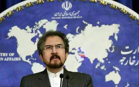 قاسمي: مشاكل المنطقة ناجمة عن سياسات السعودية العقيمة