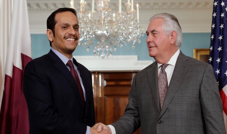 وزير خارجية قطر: دول الحصار تقامر بحياة الشعوب