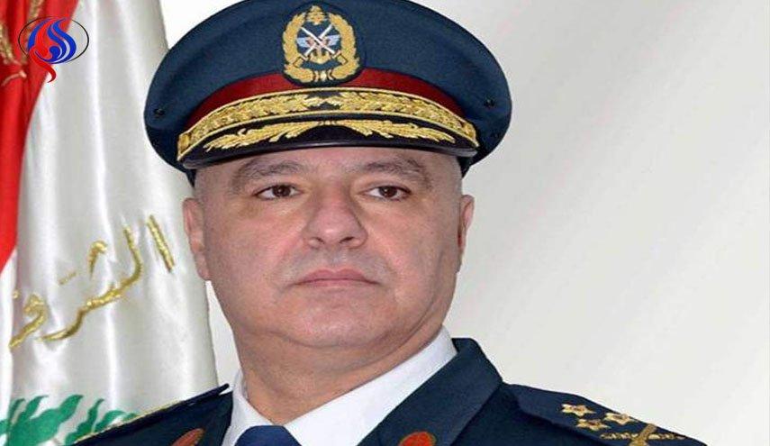 قائد الجيش اللبناني يدعو الجنود إلى الجهوزية التامة