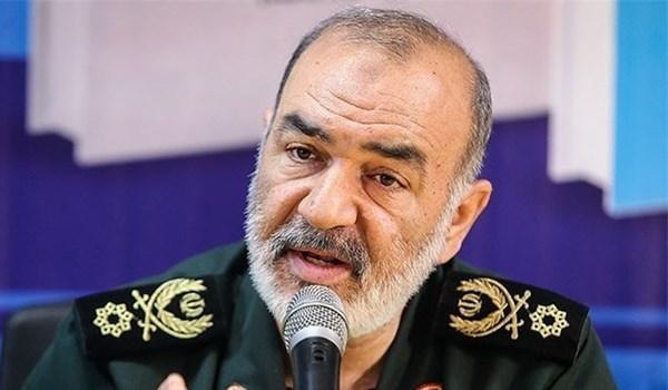 سلامي: اي حرب جديدة تعني زوال الكيان الصهيوني من الخارطة