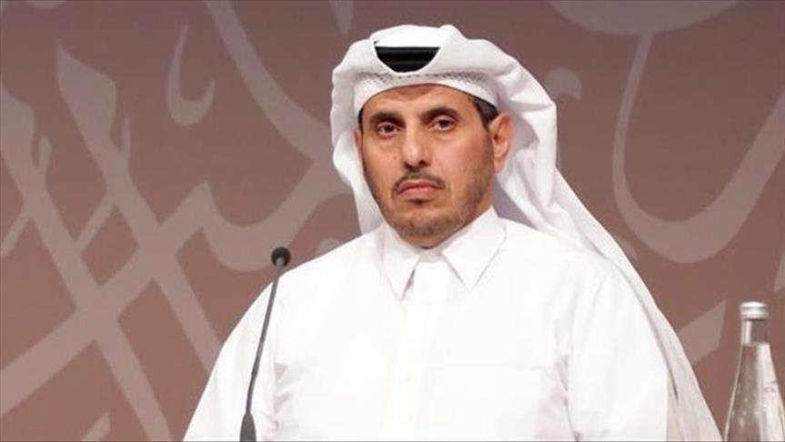 رئيس وزراء قطر: التدخل في شؤوننا الداخلية