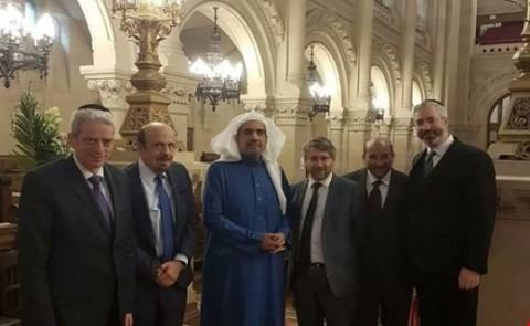 هكذا علّق إليوت إبرامز على زيارة مسؤولين سعوديين لكنيس في باريس