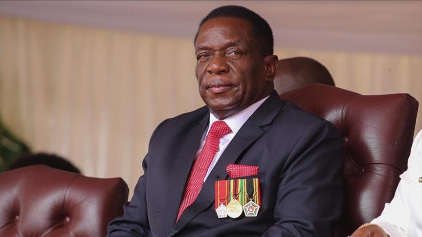 رئيس زيمبابوي الجديد يتعهد بإجراء الانتخابات الرئاسية في موعدها