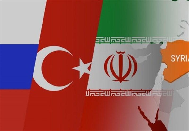 ايران وروسيا وتركيا ترسل رسالة مشتركة الى الامين العام للامم المتحدة بشأن قرارات قمة سوتشي