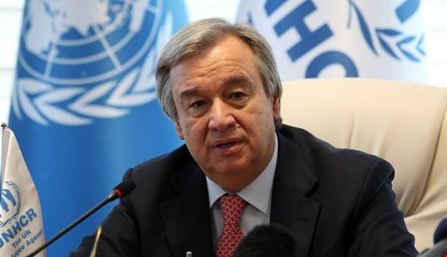 غوتيريش قلق من إمكانية اندلاع مواجهة بين إسرائيل و