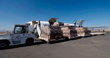 الأمم المتحدة: عودة عمال الإغاثة إلى اليمن فى أول رحلة جوية لصنعاء
