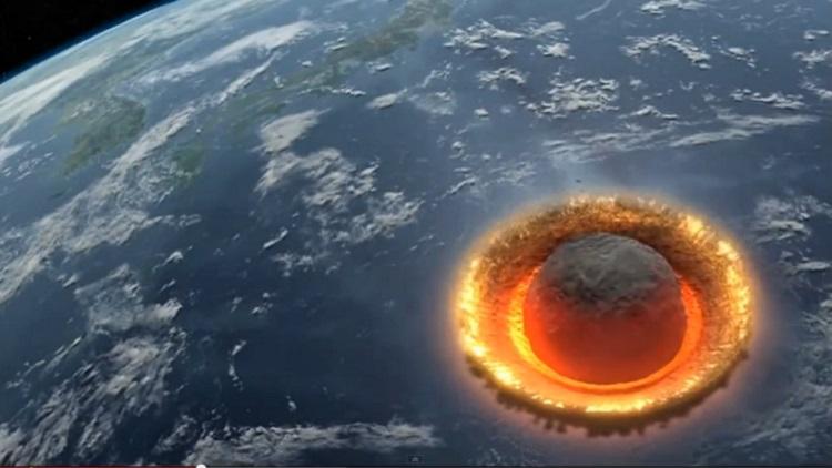 هل اصطدمت الأرض بكوكب مجهول؟