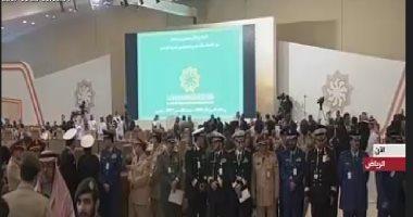 انطلاق أعمال اجتماع مجلس وزراء دفاع التحالف الإسلامى بالرياض