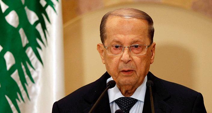 عون يجري مشاورات مع قادة القوى السياسية للخروج من الأزمة الراهنة