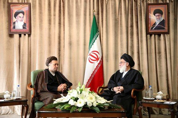 هاشمي شاهرودي: وحدة المسلمين تحبط مؤامرات اعداء الاسلام