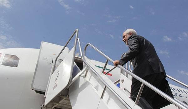 ظريف يتوجه لأرمينيا على رأس وفد سياسي واقتصادي رفيع
