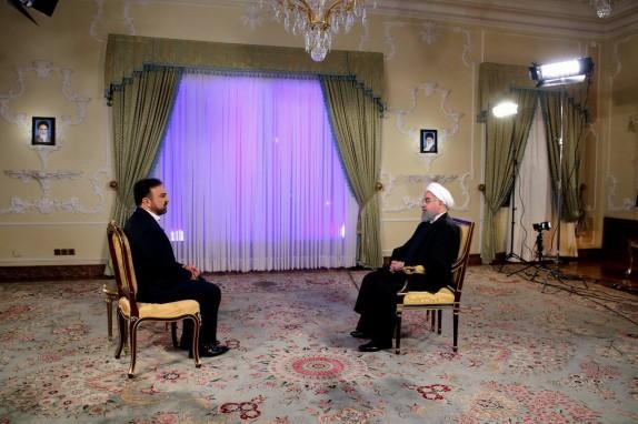 روحاني: ایران لمواجهة التهدیدات تحتاج الی جناح القدرة و الدبلوماسي