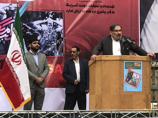شمخانی: ایران باتت الیوم اكثر اقتدارا باعتراف الاعداء انفسهم
