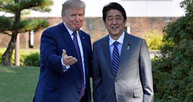 الرئيس الأمريكى يصل اليابان فى مستهل جولته الأسيوية+صور