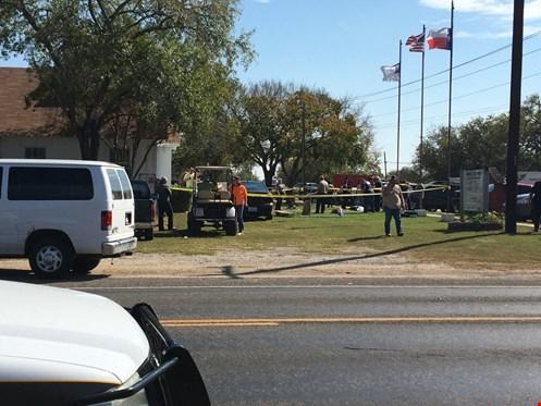 50 قتيلاً وجريحاً بهجوم مسلح داخل كنيسة جنوب ولاية تكساس