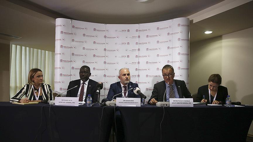 تركيا.. انطلاق أعمال الجمعية العامة للاتحاد الدولي للهلال والصليب الأحمرين
