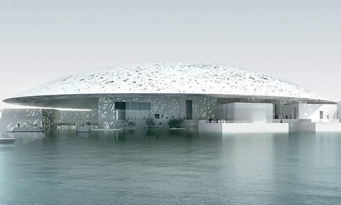 تعرف على متحف اللوفر أبوظبى المقرر فتح أبوابه الأربعاء بحضور ماكرون