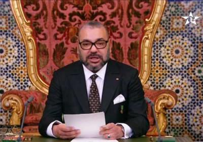العاهل المغربى: لا حل لقضية الصحراء الغربية سوى الحكم الذاتى