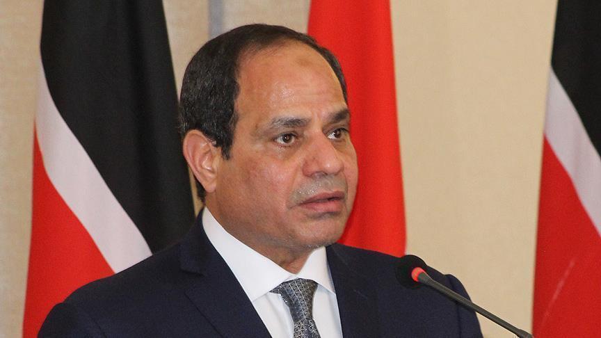 السيسي: مصر لا تنظر في اتخاذ أي إجراءات ضد حزب الله