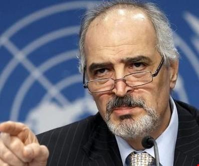 الجعفري: التقرير الأممي بشأن الكيميائي في خان شيخون اعتمد على أدلة مفبركة لجبهة النصرة