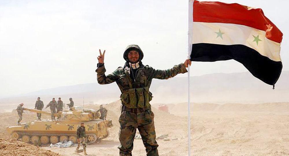 القيادة العامة للجيش السوري تعلن السيطرة الكاملة على مدينة البوكمال
