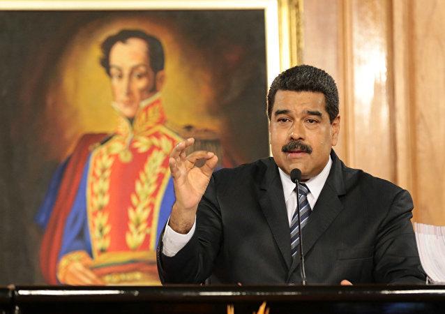 مادورو يعلن فوز حزبه بنسبة 90% في الانتخابات البلدية