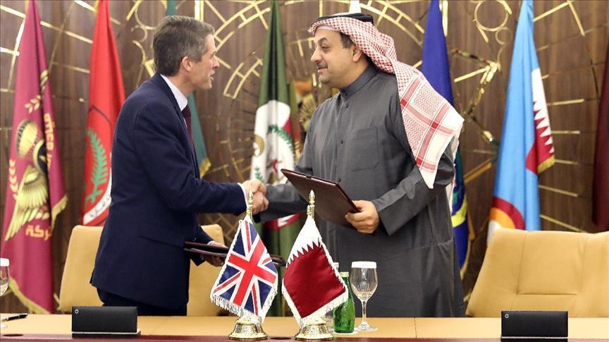 قطر توقّع اتفاقية مع بريطانيا لشراء 24 مقاتلة