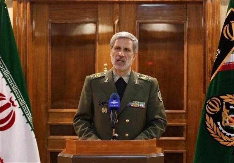وزير الدفاع : القرار الامريكي سيعجل من زوال الكيان الصهيوني