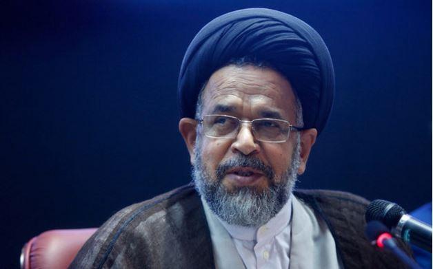وزير الامن الايراني يدعو النخبة للتعاون في الارتقاء بالمجال الأمني