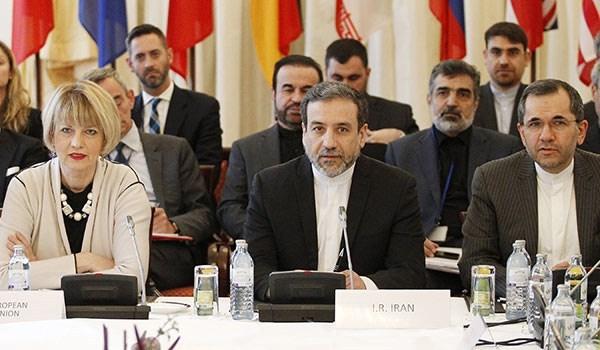 الاجتماع العاشر للجنة المشتركة للاتفاق النووي بين ايران ومجموعة (5+1)