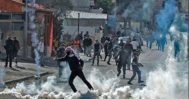 الصحة الفلسطينية: 378 إصابة فى مواجهات مع الاحتلال خلال مظاهرات أمس