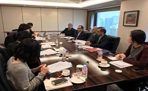 عقد اجتماع مشترك بين ايران وكوريا الجنوبية في قطاع السلامة