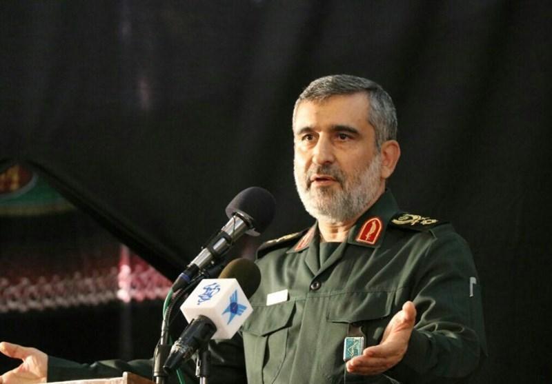 العميد حاجي زادة: ايران من بين الدول الـ10 الاولى في صناعة الطائرات المسيرة
