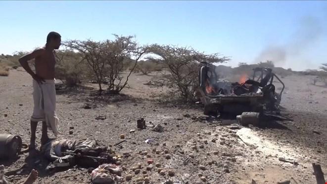 50 شهيداً وجريحاً بغارات للتحالف السعودي على صعدة وتعز