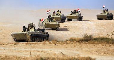 انطلاق أكبر عملية انتشار للقوات العراقية على الحدود بين ديالى وصالح الدين