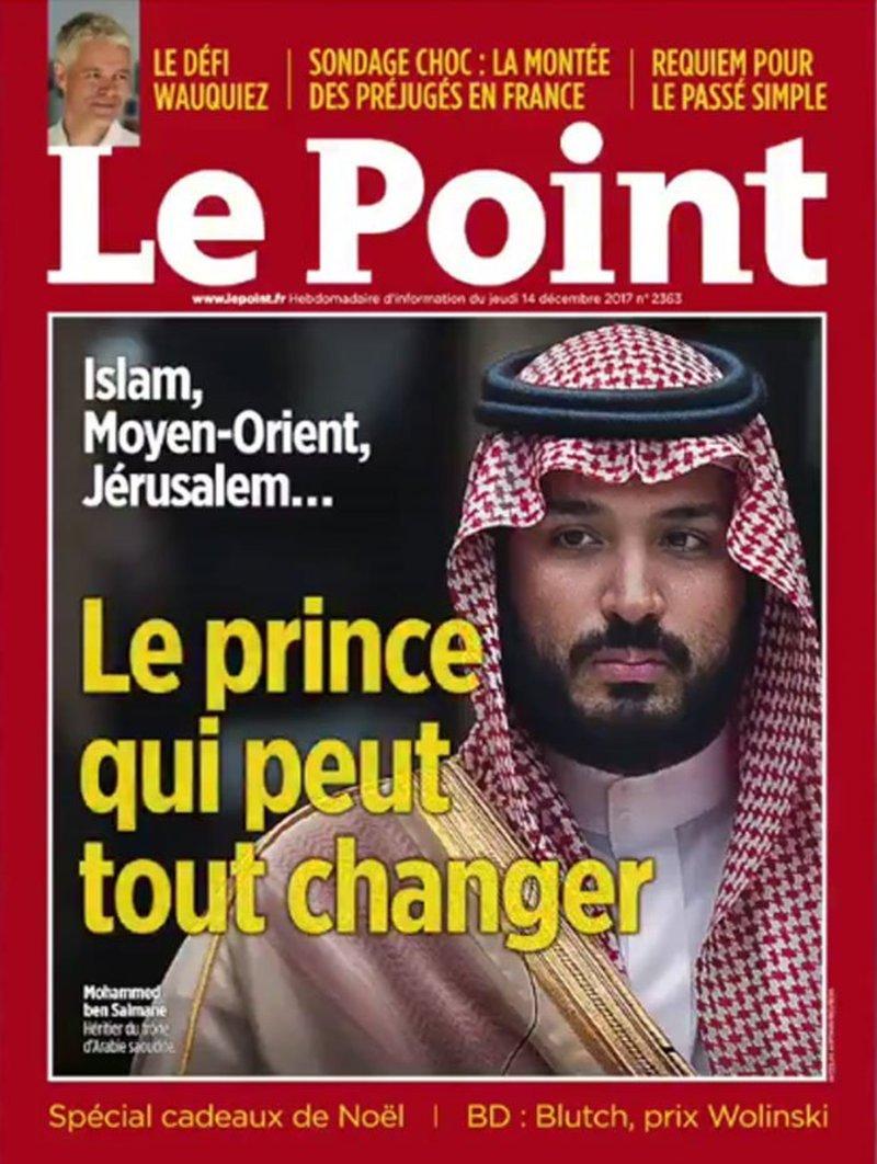 مجلة فرنسية: الأمير الذي يمكنه تغيير كل شيء