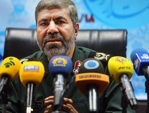 المتحدث باسم حرس الثورة الاسلامية : اليمن بلد صاروخي.. اعلام العدو يعمل على اغواء الراي العام العالمي